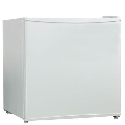1.6 Cu Ft Single Reversible Door Refrigerator and Freezer in White - WHS-65LW1