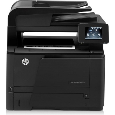 LaserJet Pro 400 M425DN Laser Multifunction Printer - Monochrome