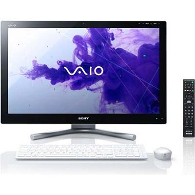 VAIO 24.0` Touchscreen SVL24112FXW White Desktop PC - Intel Core i5-3210M Proc.