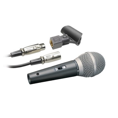 ATR-1500 Cardioid Dynamic Vocal/Instrument Microphone Factory Refurbished