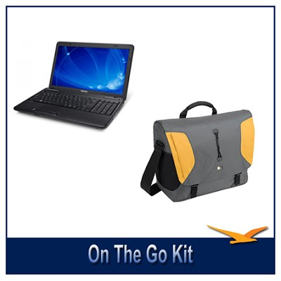 15.6` C655D-S5043 Notebook On The Go Kit