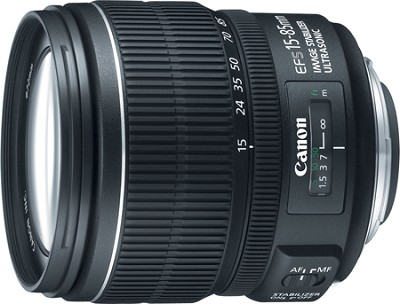 EF-S 15-85mm f/3.5-5.6 IS USM Standard Zoom Lens