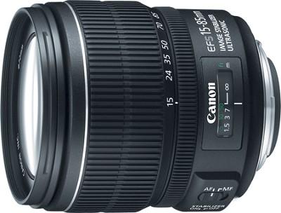 EF-S 15-85mm f/3.5-5.6 IS USM Standard Zoom Lens