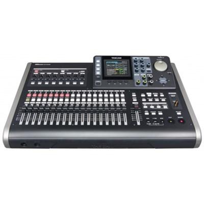 24-Track Portable Recording Studio w/ 8-Track Simultaneous Capability