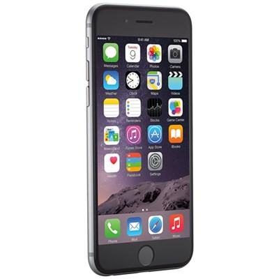 iPhone 6, Space Grey, 64GB, Unlocked Carrier - Refurbished - IPH6GR64U