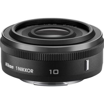 1 NIKKOR 10mm f/2.8 Lens Black - OPEN BOX