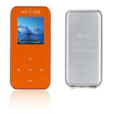 4GB Video Player w/ 1.5 Screen, Orange