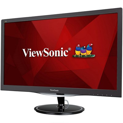 1080p 2ms 24` Widescreen LED Backlit LCD Monitor - VX2457-MHD