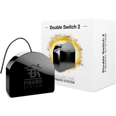 Double Switch 2, Z-Wave Plus Smart Switch