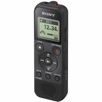PX370 Digital Voice Recorder with USB
