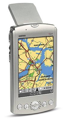 iQue 3600 Handheld Pocket PC w/ Intergrated GPS and Antenna