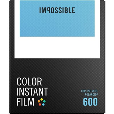 Instant Lab Color Film for 600 Type and I-1 Cameras