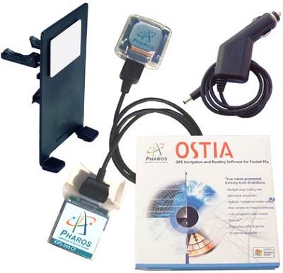 Pocket GPS Navigator CompactFlash GPS