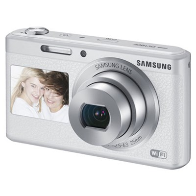 DV180F  Dual View Wireless Smart Camera (White) - OPEN BOX