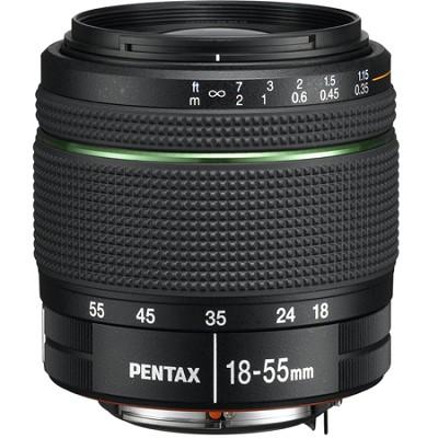 DA 18-55mm f/3.5-5.6 AL Weather Resistant Lens for Pentax Digital SLR Camera