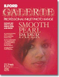 Smooth Pearl 4 x 6 Photo Paper - 30 Pack