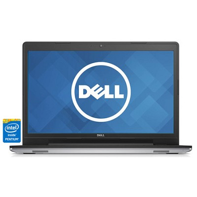 Inspiron 17 17.3` HD+ i5748-1143sLV Notebook PC - Intel Pentium 3558U Processor