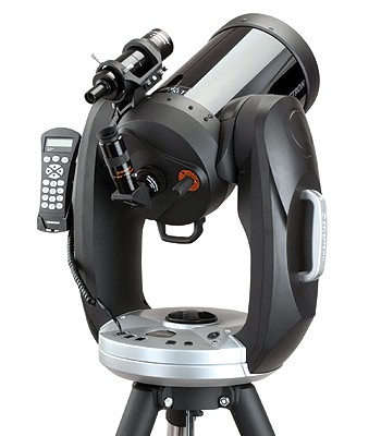 CPC 800 GPS XLT Fork-Mounted Astronomical Telescope. 2 Year Warranty.