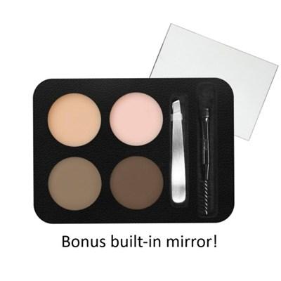 6-Piece Brow Definer Contour Eyebrow Set