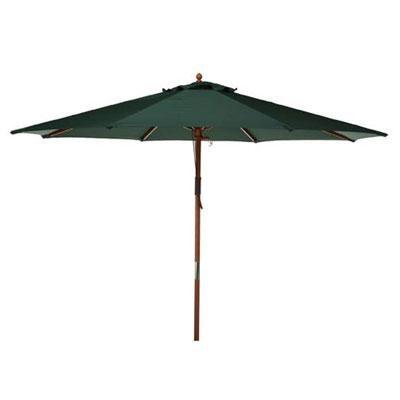 9' Market Umbrella Green