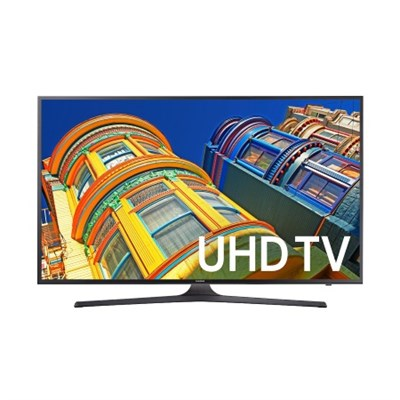 UN43KU6300 - 43-Inch 4K UHD HDR LED Smart TV - KU6300 6-Series - ***AS IS***