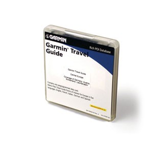 Travel Guide for Central Europe - GPS Software