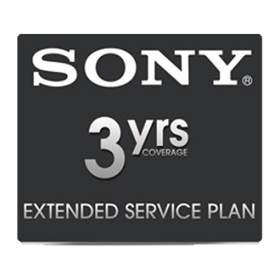 3 Year Extended Service Plan For Cameras From $2,501-$4,000
