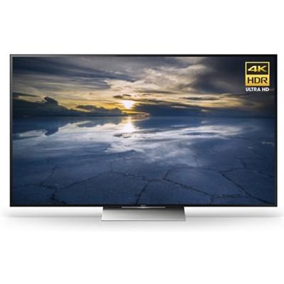 XBR-65X930D 65-Inch Class 4K HDR Ultra HD TV - OPEN BOX