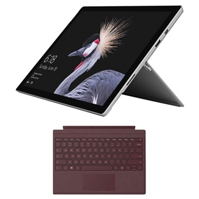 Surface Pro 12.3` Intel i7-7660U 16/512GB Touch Tablet+M1755 SignaType Cover