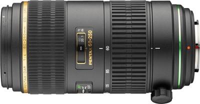 smc Star 60-250mm F4 ED (IF) SDM Lens, with Pentax USA Warranty