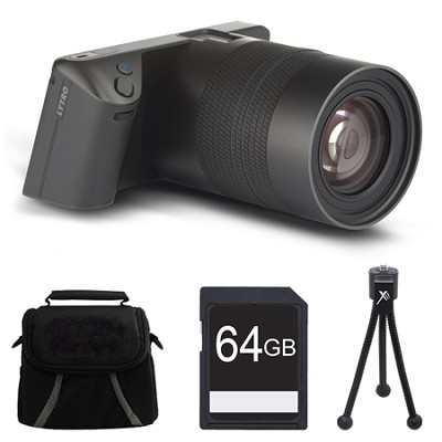 ILLUM 40 Megaray Light Field Digital Camera with Constant F/2.0 Bundle
