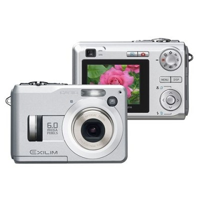 Exilim EX-Z110 Digital Camera