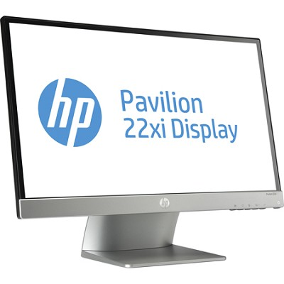 Pavilion 22xi 21.5` LED LCD Monitor - OPEN BOX