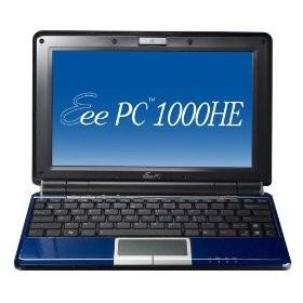 EEE PC 1000HE 160GB BLUE 10` 1GB+WifI+WEBCAM+XP+BT