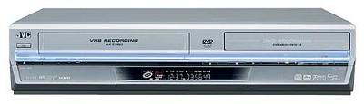 DR-MV1S DVD Recorder + Hifi VCR Combo Unit