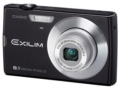 Exilim Z150 8.1 Megapixel Camera (Black)