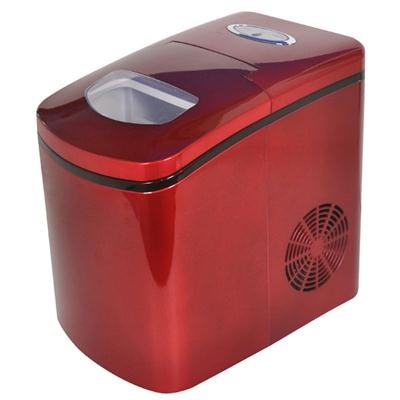 Port Countertop Ice Maker Red