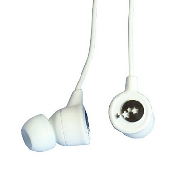 Si300W True Fidelity Sound Isolation Earbuds (White)
