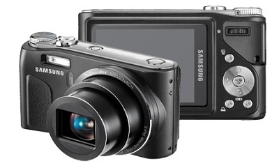 HZ10W 10MP Digital Camera with 10x Schneider Wide Angle