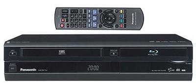DMP-BD70VK - Blu-ray Disc / HiFi VCR Combo Player **OPEN BOX**