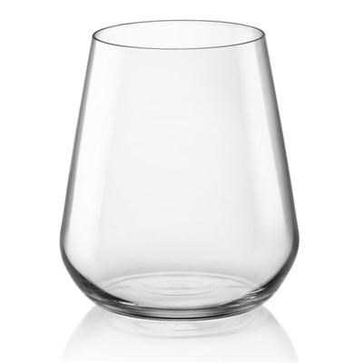 6-Piece 15.25 oz. InAlto Uno Stemless Glass - 365750GN1021990