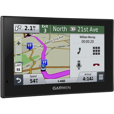 nuvi 2589LMT 5` GPS w/ Bluetooth & Lifetime Maps Refurb 1 Year Warranty