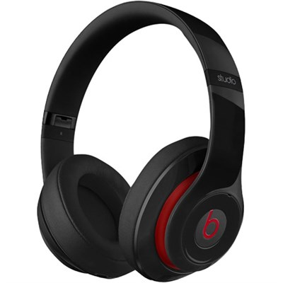 Studio 2.0 Wired Over-Ear Headphone (Black)(MH792AM/A) Certified Refurbished