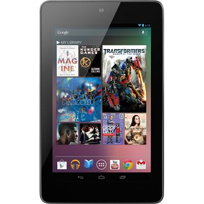 Google Nexus 7 Tablet (16 GB) - Quad-core Tegra 3   Android 4.1- Refurbished