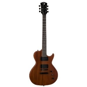 Gypsy Neo Electric Guitar,Natural Mahogany