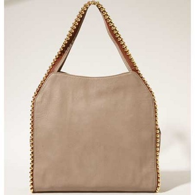 Grayson Shoulder Bag - Putty
