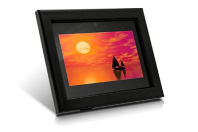 ADMPF007F 7-Inch Digital Photo Frame With Remote