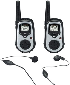Audiovox 10 mile range 2 way radio