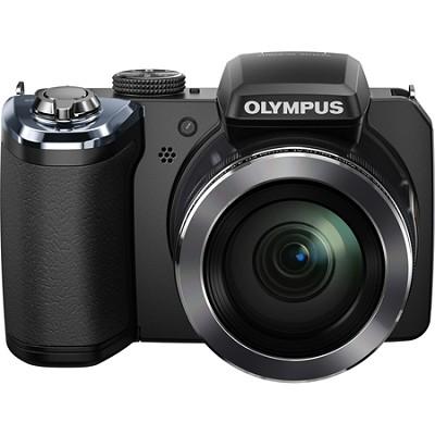 SP-820UZ 14 Megapixel 40x Zoom Digital Camera (Black) - OPEN BOX