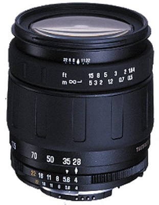 28-105mm F/4-5.6 Lens For SONY ALPHA/Minolta Maxxum, With 6-Year USA Warranty